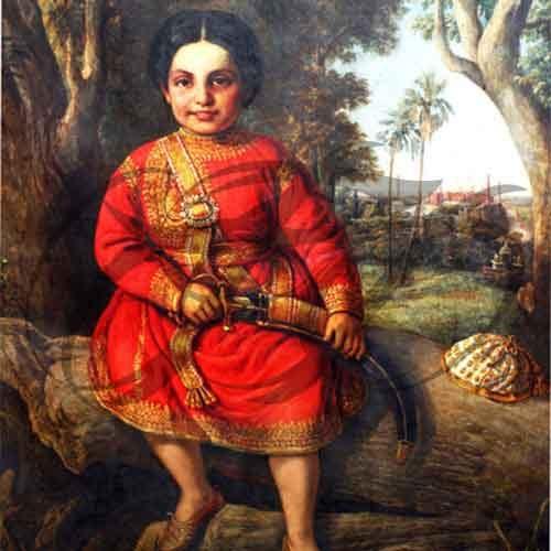 Childhood of Dalip Singh 003