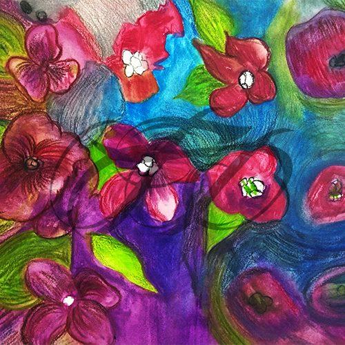 Garden of Flowers 010