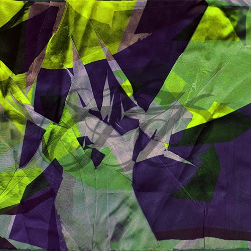 Green Crystals 035