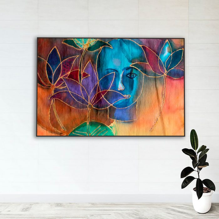 Lotus-With-a-Girl-Painting-Design-3rd-Mockup-For-Web