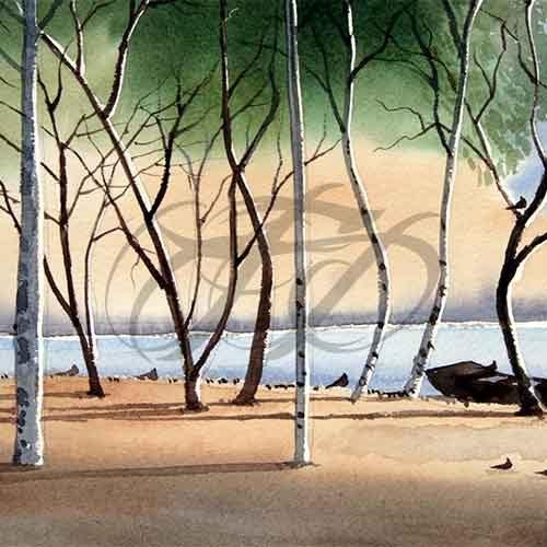 Landscape by Peerzada Najam 002