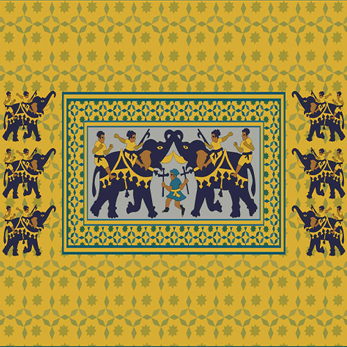 Elephants-Fight-Fariha's-Textile-Design-1st-Mockup-For-Web-Full