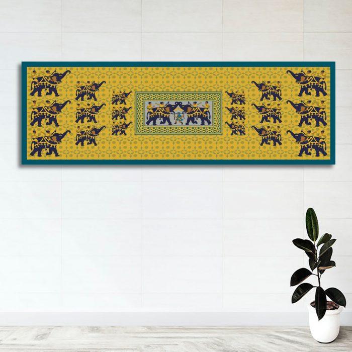 Elephants-Fight-Fariha's-Textile-Design-3rd-Mockup-For-Web