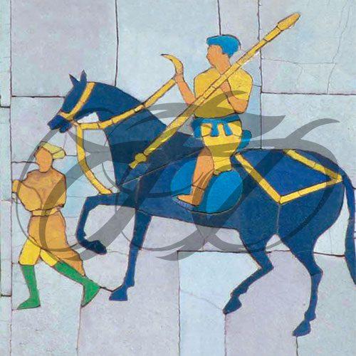 Horse Rider 002