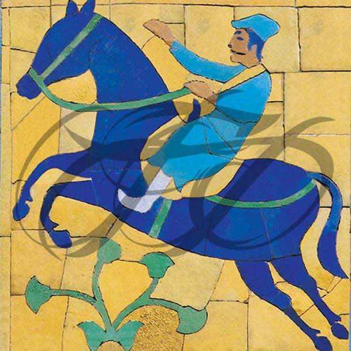 Horse Rider 001