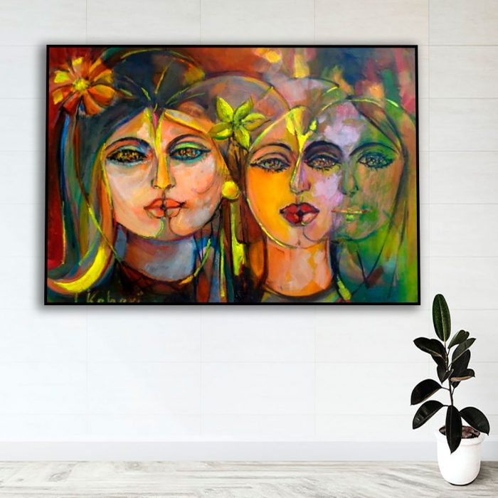 Faces-(Masood-Kohari)-Fariha-Painting-Design-3rd-Mockup-For-Web