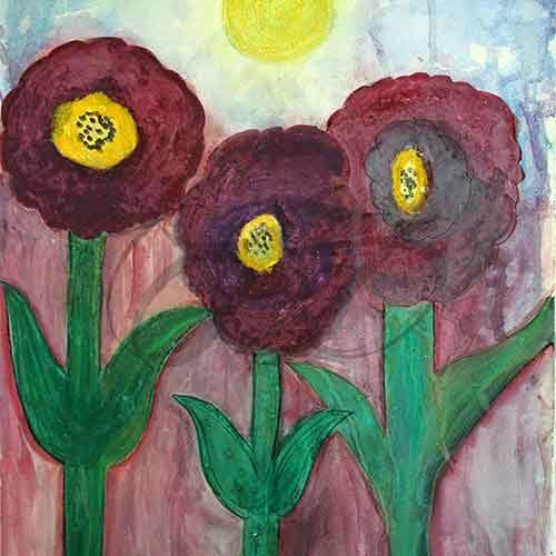 Happy Flowers 033
