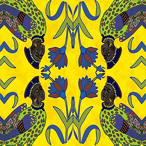 Yellow-Parrots-Fariha's-Textiles-2nd-Mockup-For-Web-Closeup