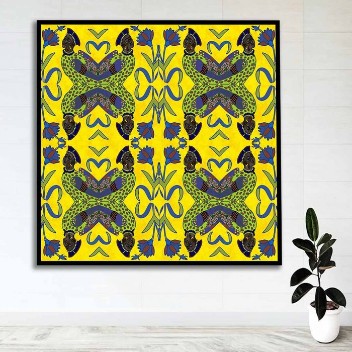 Yellow-Parrots-Fariha's-Textiles-3rd-Mockup-For-Web
