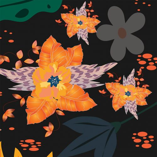 Orange-Crystal-Fariha's-Textile-Design-2nd-Mockup-for-Web-Closeup